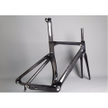 Carbon fiber bicycle frame