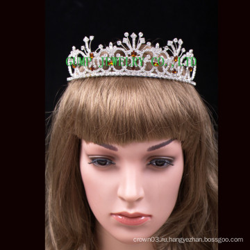 Горячий головной убор сбывания круглый тиара короны тиранта