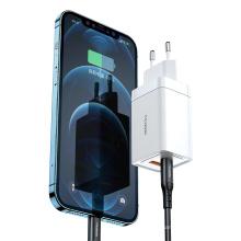 Chargeur rapide à double port USB 47W