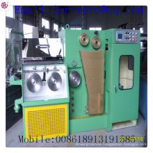 22DT(0.1-0.4)Copper fine wire drawing machine with ennealing(wire tension spool)