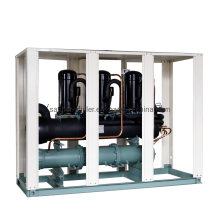 40HP 120kw Industrial Use R22 R407c R134A Water Chiller for Extrusion Molding