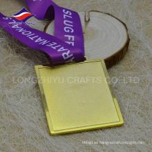 Las medallas por encargo de Longzhiyu Medallas en blanco