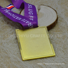 The Longzhiyu Médailles sur mesure Médailles en blanc