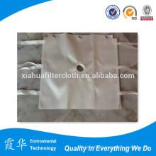 Pano de filtro industrial PP 750A para prensa de filtro