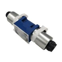 Válvula solenóide série Rexroth 4WE10-E5X 4WE10E-5X válvulas hidráulicas proporcionais de reversão 4WE10E5X / DG24N9K4