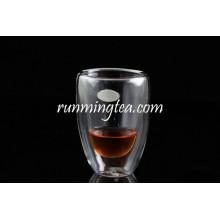 Speical nuevo diseño de vidrio de té taza de té