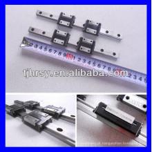 THK Trilho linear em miniatura e bloco RSR12ZM
