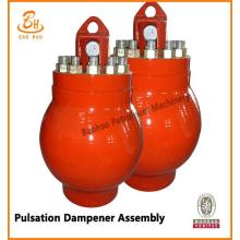 KB45 Mud Pump Pulsation Dampener Assembly