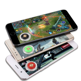Game paddle for smart phone