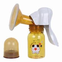 BPA Free New Adjustable Manual Breast Pump, Customers' Designs Welcomed