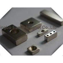 N52 Aimant en néodyme fritté permanente