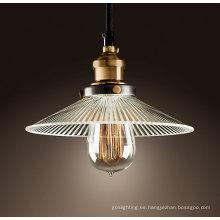 Iluminación colgante de hierro para el hogar (KA2004)