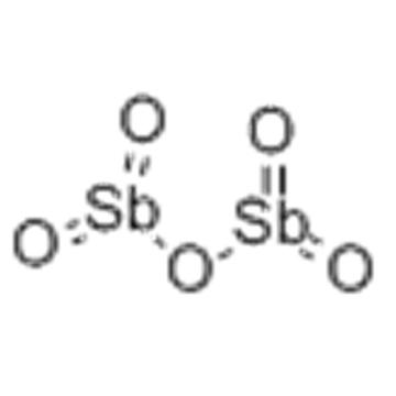 Diantimony pentoxide CAS 1314-60-9