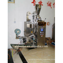 Jasmine Tea Bag Packing Machine with four/three side seal