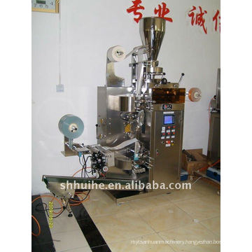 Automatic dual teabag packing machine