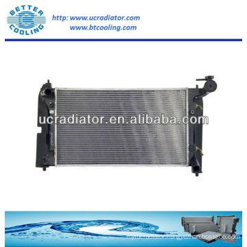 Auto radiator for Toyota
