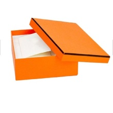 Paper bow tie box packaging necktie gift box