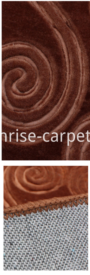 embossing carpet