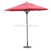 Playa caliente 2016 del paraguas del parasol del paraguas de la lluvia de la venta
