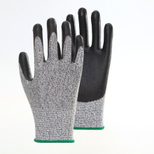 Comfortable Cut Resistant 3/4 Coated Labor Gloves