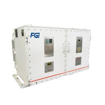 VFD refroidi à l'eau de sécurité intrinsèque 1140V dans les mines