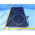 2015 2 Burner CB Certificate 2000 Watt Portable Save Energy Slide Control Electric Induction Cooker