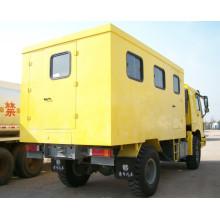 Sinotruk Mobile Garage Camion 4X4