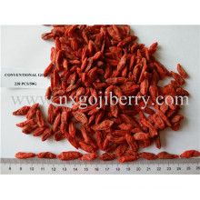 Dried Goji Berries Frutas Distribuidores