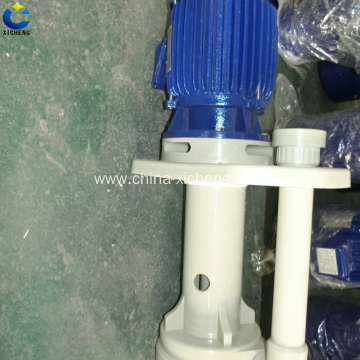Corrosion resistant and aging resistant water pump