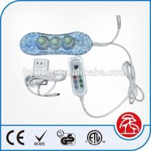 Jade stone electric vibrating massager handheld