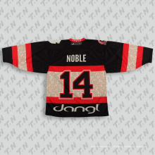 Sublimación de su propio jersey de hockey sobre hielo