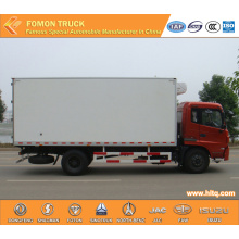 Dongfeng 4X2 Freezer Refrigerated Truck High Quality