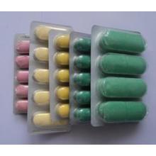 Albendazole Tableta de alta calidad, Albendazole Bolus, Albendazole Cápsulas, Albendazole Jarabe