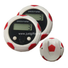 Custom Printed Football Pedometer With Logo