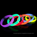 colorful glow wristbands