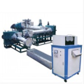 three stage plastic granulator machine production line