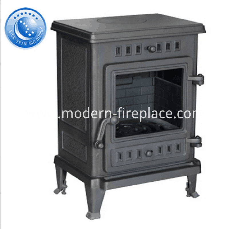 6KW Cast Iron Wood Stoves