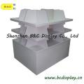 De haute qualité avec le présentoir de compteur de carton de vente chaude (B et C-C001)