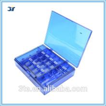 Optica suitcase eyewear tool box wholesale