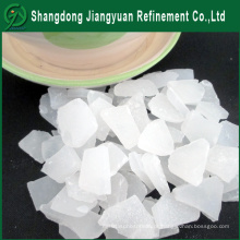 (Fornecimento direto da fábrica) Sulfato de alumínio 16% -17% Sulfato de alumínio para tratamento de água