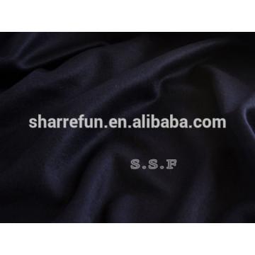 tela al por mayor 100% del traje de la cachemira de lana al por mayor de la fábrica (450g / sqm)