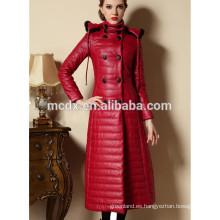 Moda de la marca de largo estilo de las mujeres de invierno capas