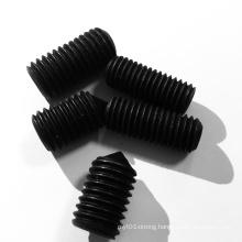 Hexagon Socket Set Screws with Flat Point din913/914/915/916