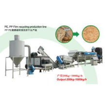 Customized Waste Plastic Recycling Machine
