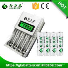 Cargador de batería Geilienergy GLE- C903 con LCD