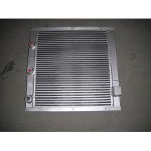 Refroidisseur d'air pour compresseur à vis