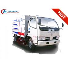 2019 nuevo camión barredor de carretera Dongfeng 5cbm caliente
