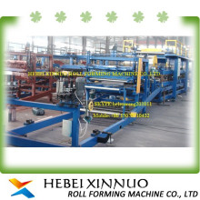 XN EPS sandwich panel production line in china
