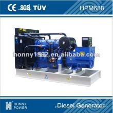 Groupe électrogène diesel 500kW, HPM688, 50Hz