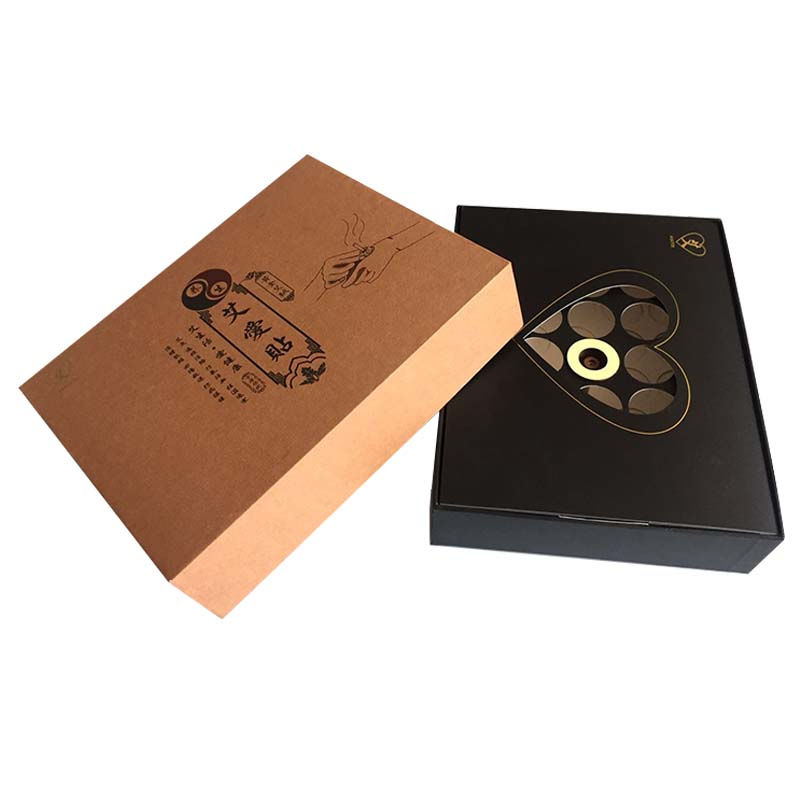 Moxibustion Health Gift Box Packaging